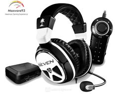 Learn more about the Ear Force Xbox wireless gaming headset - Turtle Beach, Inc. Ps3, Xbox 360 Headset, Playstation, Best Gaming Headset, Gaming Headphones, Gaming Computer, Turtle Beach, Mobiles, Consoles