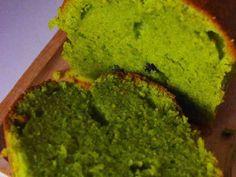 しっとり抹茶パウンドケーキの画像