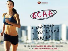 A Maior Variedade de BCAA e os Melhores Preços estão aqui! Os melhores  BCAA do mercado com um desconto mínimo de 35%!  Cuide da sua Saúde com Produtos de Qualidade... Temos muitas ofertas para você ficar em dia com sua Saúde. Confira! http://www.maissaudeebeleza.com.br/d/32/bcaa?utm_source=pinterest&utm_medium=link&utm_campaign=BCAA&utm_term=BCAA&utm_content=post