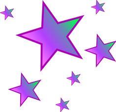 stars clip art at clker com vector clip art online royalty free rh pinterest com free printable clipart of stars free clipart of stars shapes