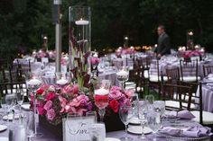 Purple plum Rustic wedding at Temecula Creek Inn | San Diego Wedding Blog