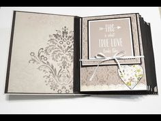 Elegant Wedding Scrapbook Album. Link download: http://www.getlinkyoutube.com/watch?v=_7eZaKLli2c
