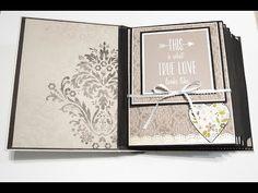 Elegant Wedding Scrapbook Album - Full HD - YouTube