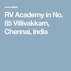 RV Academy in No. Distance Education Courses, Chennai, Rv, India, Motorhome, Goa India, Camper, Indie, Indian