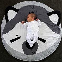 Hiltow Children Play Mat, Baby Nap Mat, Tummy Time Mat, T... https://www.amazon.com/dp/B01N2X13QV/ref=cm_sw_r_pi_dp_x_cNJazbB5V5ZBQ
