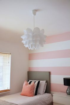 Lovely Finished Room   Ceiling Pendant Light (IKEA KNAPPA)