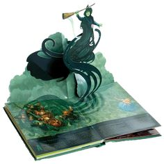 The Wonderful Wizard of Oz: A Commemorative Pop-Up Book