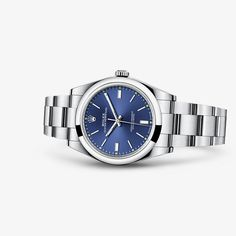 Los modelos Oyster Perpetual, Oyster Perpetual Date y Lady Oyster Perpetual son interpretaciones modernas de los relojes más reconocibles en la historia de la relojería.