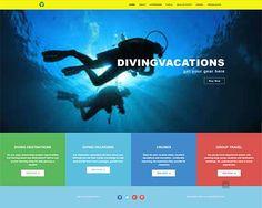 Diving Gear Webshop – Webshop Webstore startup shops for sale