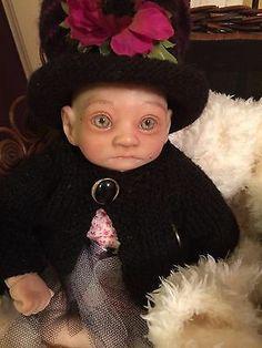 Reborn Baby Vampire | eBay