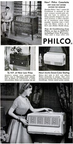 Our Service Company Retro Advertising, Vintage Advertisements, Ads, Art Types, Vintage Appliances, Antique Radio, Vintage Air, Air Conditioners, Office Art