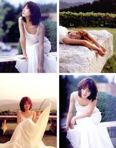 80s Fashion, Fashion Models, Aesthetic Japan, Eternal Sunshine, Beautiful Figure, Kokoro, Akina, Photo Book, Music Artists