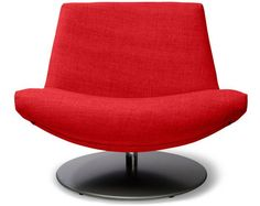 Coco+ fauteuil Rood - Dyyk