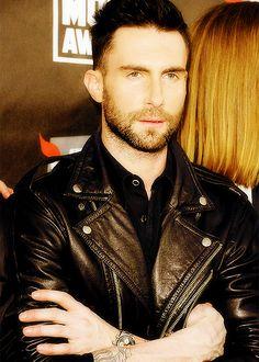 ADAM LEVINE...one VERY good looking bad boy. :)