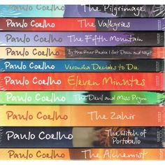 All of Paulo Cohelo's work is truly inspiring and mesmerizing. I have learned a few lessons through his storytelling and nostalgic narratives.