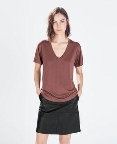 ソフトアーバンTシャツ zara