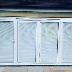 Credit: @VictoriaWDC Come check out our new integral blind range today! No upkeep, no cleaning.. Just great innovation! #panoramicdoors #UK #foldingdoors #bifold #doorsofinstagram #curbppeal #luxuryliving #renovations #homeimprovements #remodel #aluminum #vinyl #doors #outdoorliving #construction #madeintheuk🇬🇧 #custombuilt #madetoorder #blinds #shutters #integral #victoriawdc