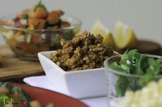 Raw Vegan Taco Meat
