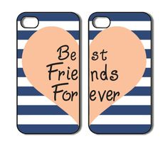 Best friends forever iPhone 4 / 4s case iPhone 4 / by HappyPhone, $30.00