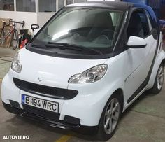 Second hand Smart Fortwo - 2 700 EUR, 140 000 km, 2008 - autovit. Smart Fortwo, Two Hands
