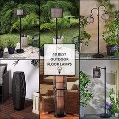 Top rated outdoor floor lamps at a great price. After spending 45 hours on research and considering 60 models, we've found that Kenroy Home Tanglewood Outdoor Floor Lamp, Bronze Finish is the best outdoor floor lamps with score for most Garden Lighting Outdoor Floor Lamps, Large Floor Lamp, Outdoor Flooring, Indoor Outdoor, Solar Powered Lamp, Patio Roof, Lamp Light, Ladder Decor