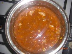 Kuracie soté so zeleninou (fotorecept) - recept | Varecha.sk Pudding, Desserts, Food, Tailgate Desserts, Deserts, Custard Pudding, Essen, Puddings, Postres