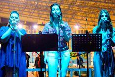 Μια εκπληκτική μουσική συναυλία με την Χρύσα, Έλενα, Έλσα... και Βασίλη