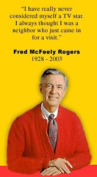 There will never be another person like Mr Rogers.what an amazing role model for people of all ages.may your legacy continue to live on in the future generations. Fred Rogers, Mr Rogers Death, We The People, Good People, Mr Rodgers, Mr Rogers Quote, Words Quotes, Sayings, Quotation Marks