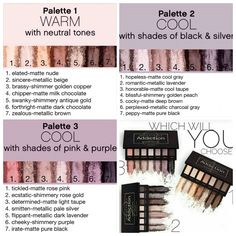 Start thinking about which one you want to order!!! I know I'm ordering right away!