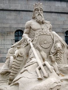 Sand art by strawbrryff, via Flickr   - http://sculpturesworldwide.tk/sand-art-by-strawbrryff-via-flickr.html