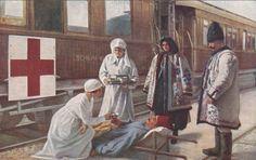 Ottoman turkish wounded soldier, WorldWar 1914-16, Austria.