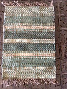 Handmade Jute Chindi rug handmade rag rug by TheThreadingHouse