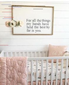 50 Inspiring Nursery Ideas for Your Baby Girl - Cute Designs You'll Love Spectacular Nursery Ideas to Produce a Happy Room for Your New Baby Girl. #babygirlroom #nursery #nurserydecor #nurseryideas #nurseryart
