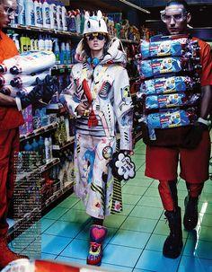 Vogue Japan - My Market Days | F.TAPE | Fashion Directory