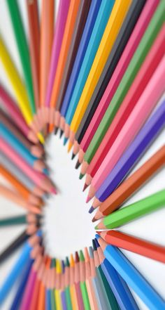 I want all the colors! True Colors, All The Colors, Rose Colored Glasses, Colored Pencils, Rainbow, Colorful, Inspiration, Eye, School