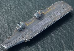 UK's new aircraft carrier enters sea trials – Combat Aircraft Royal Navy Aircraft Carriers, Navy Carriers, Hms Prince Of Wales, Hms Illustrious, Hms Queen Elizabeth, Capital Ship, New Aircraft, British Armed Forces, Royal Marines