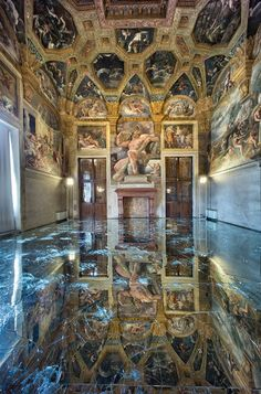 Palazzo Te - Amour et Psyché