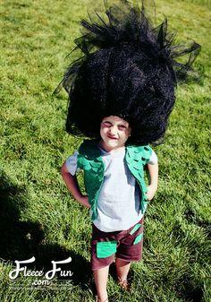 Piatas las palmas disfraz de branch de trolls karnawaowe ozdoby branch costume trolls diy free pattern solutioingenieria Choice Image