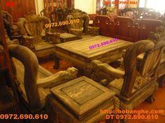 bàn ghế đồng kỵ go mun kieu cong phuong