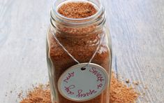 Sweet Smoky and Spicy Dry Rub [Vegan] | One Green Planet Vegan Bbq Recipes, Vegan Sauces, Whole Food Recipes, Vegan Food, Diy Food Gifts, Natural Food Coloring, Homemade Spices, Grilled Veggies, Spice Mixes