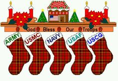 Remembering our troops at Christmas time. We wish you a Merry Christmas Christmas Lights, Christmas Holidays, Merry Christmas, Xmas, Christmas Ornaments, Christmas Crafts, Christmas Plates, Christmas Gingerbread, Christmas Ideas