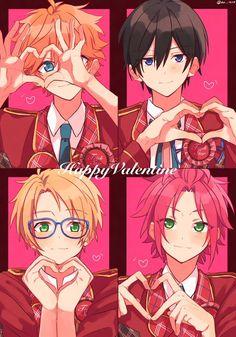 Pretty Anime Girl, Cute Anime Boy, Otaku Anime, Anime Art, K Project Anime, Comic Tutorial, Friend Anime, Anime Group, Anime Eyes