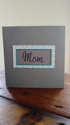 MOM by 3xCreativeBs on Etsy