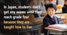 education system: 10distinctive features ofthe Japanese education ...