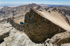 Hiking Mt. Whitney Trail in Inyo National Forest