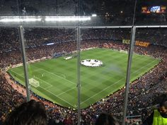 The quarter finals of the Champions League are the real business end of the tournament, and after drama in Paris it doesn't get much bigger than Barcelona. Barcelona Travel, Barcelona Spain, Season Ticket, Camp Nou, Old Trafford, Psg, Champions League, Real Madrid