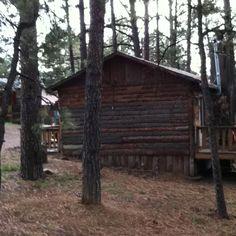 Idle Hour Cabins. Ruidoso, NM