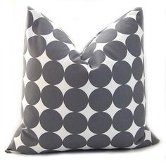 Decorative Pillow Cover One 20 x 20 Dwell by FestiveHomeDecor, $20.00