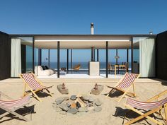 Weekend Retreat in Huentelauquen, Chile. Architecture firm 01ARQ