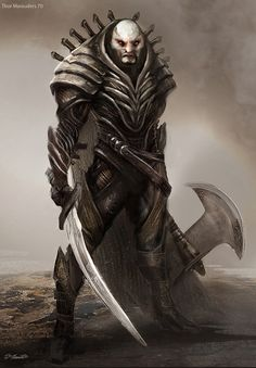 Concept Artist Jerad S. Marantz has posted some of the Marauder concept illustrations he did for Thor: The Dark World costume designer, Wendy Partridge. Jerad has also worked on feature films such as Maleficent, Riddick, Snow White and the Huntsman, Wrath of the Titans and Green Lantern. Link: jeradsmarantz.blogspot.com